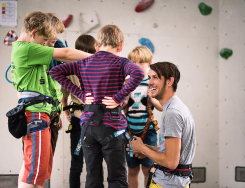 FERIENPASS 2017 – Klettern spielerisch lernen