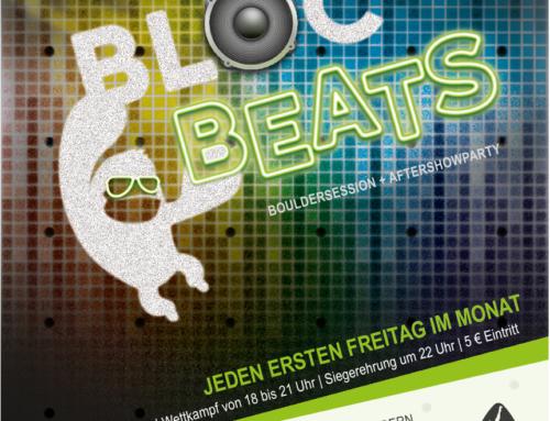BLOC BEATS BOULDER SESSION am Fr., den 05.01.