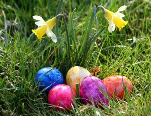 Unsere Öffnungszeiten über die Osterfeiertage